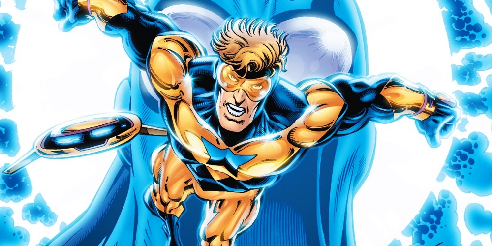 The Booster Gold Film Not Connected to DCEU