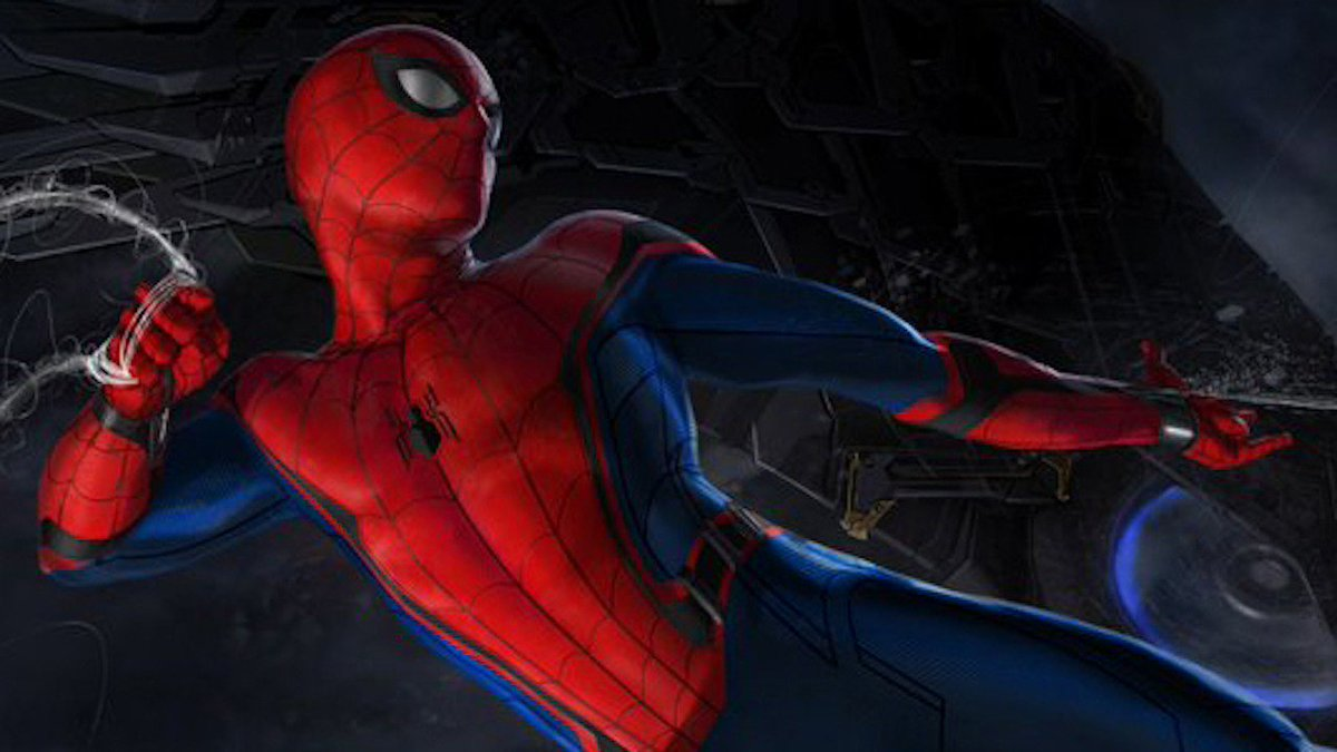 Watch Spidey Breakdancing in 'Spider-Man: Homecoming' Set Video