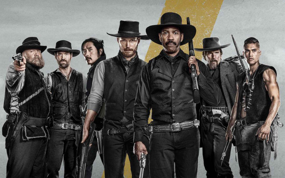 'The Magnificent Seven' Set to Break Records