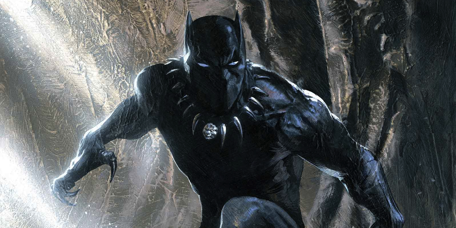 Chadwick Boseman Teases The Origin Story of 'Black Panther'