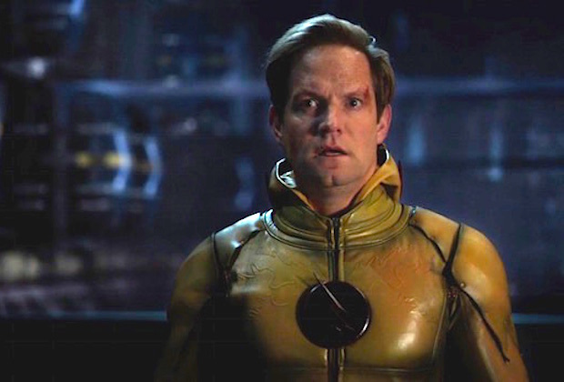 Reverse Flash Actor Shares Legion of Doom Image