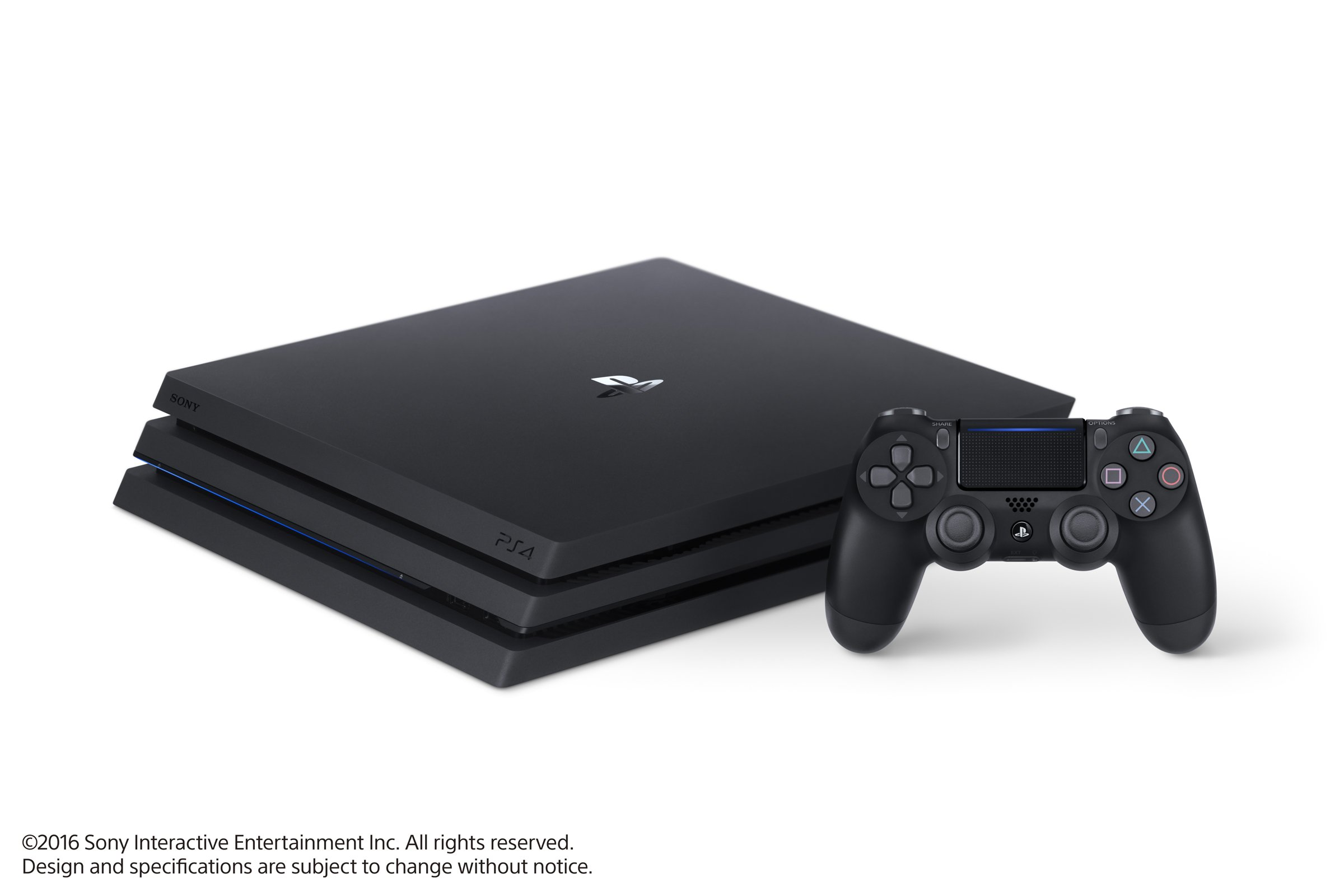 ps4 pro official