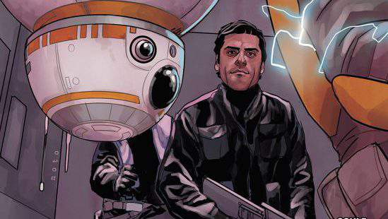 'Poe Dameron' #6 is the Best Thus Far