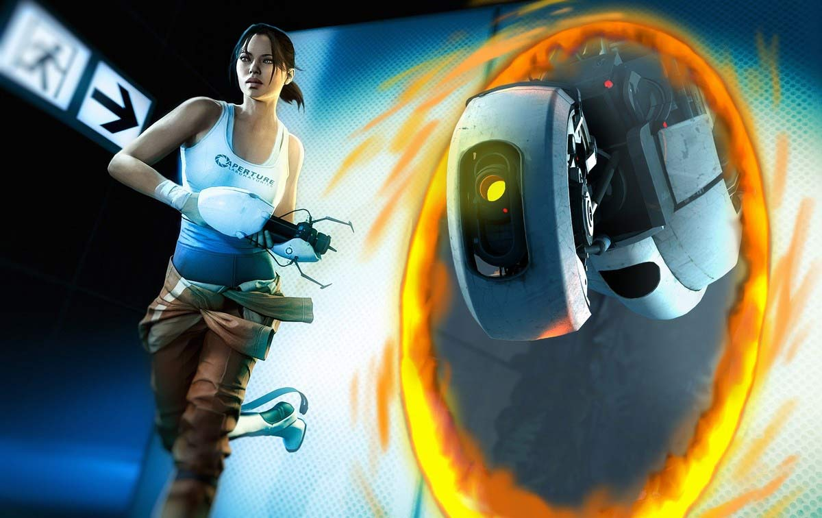 J.J. Abrams Updates 'Portal' & 'Half-Life' Films Status