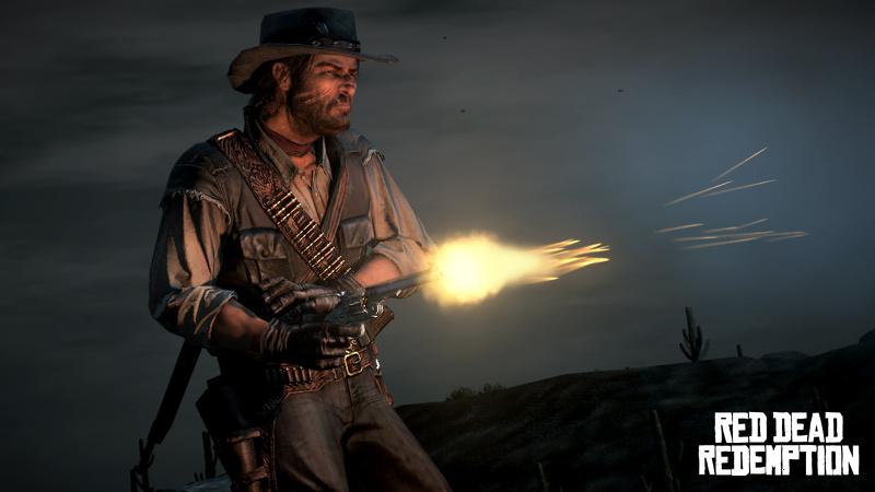 Red Dead RedemptionHD анонсируют уже завтра