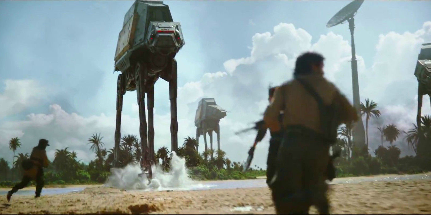'Rogue One' Composer Replaced