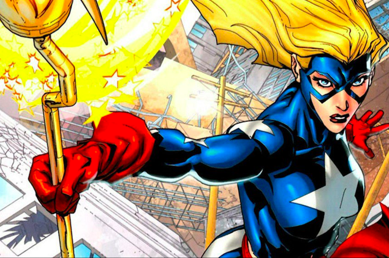 First Look at Stargirl in 'Legends of Tomorrow' TV Spot