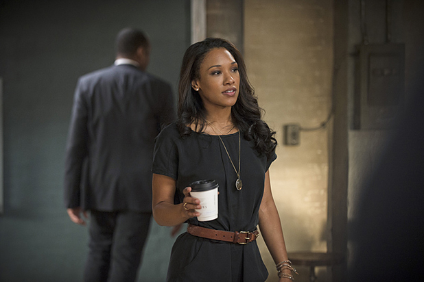 "'The Flash': Flashpoint Has a ""Big Reveal"" in Store for Iris West"