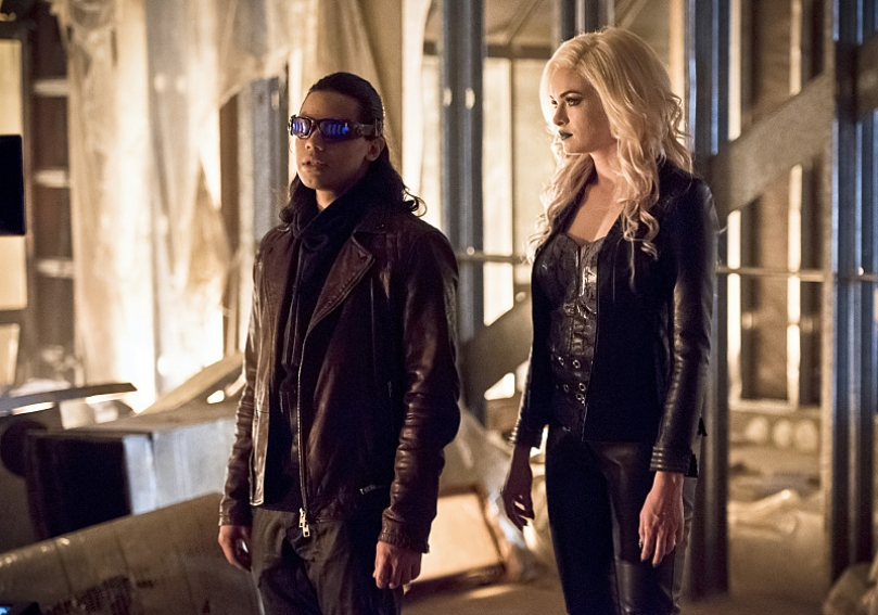 The Flash Reverb and Killer Frost
