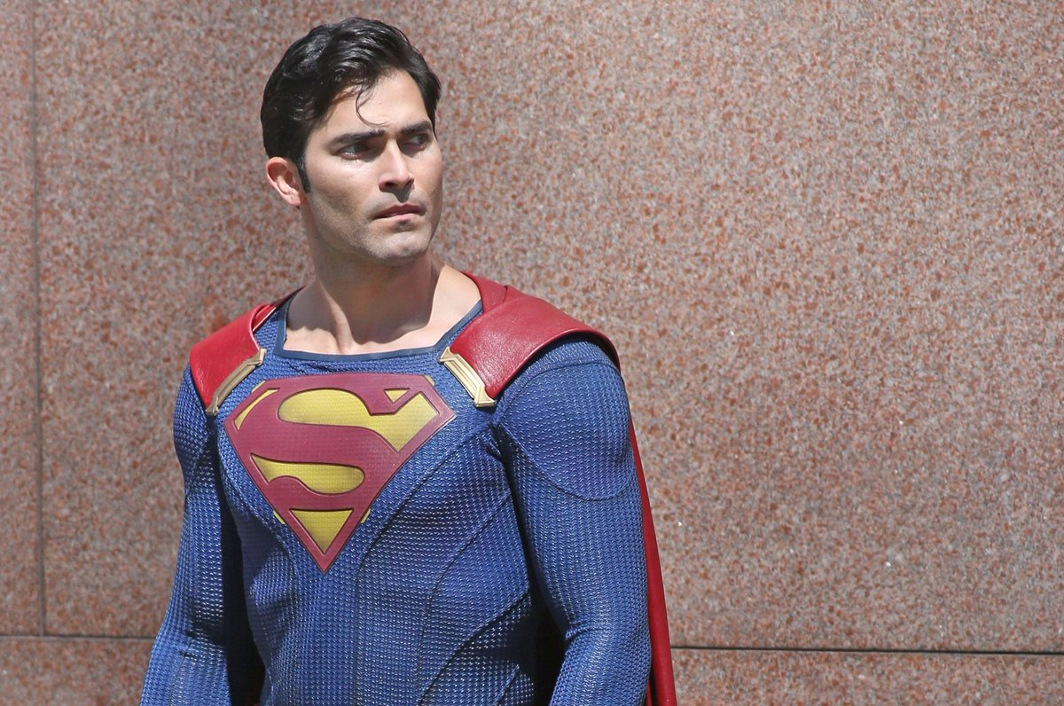 Tyler Hoechlin on How He Was Cast in Superman Role