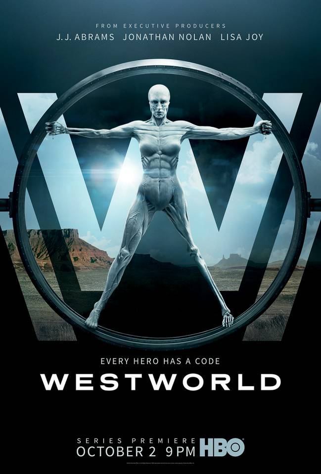 'Westworld' Blurs the Line Between Humanity & Artificial Life