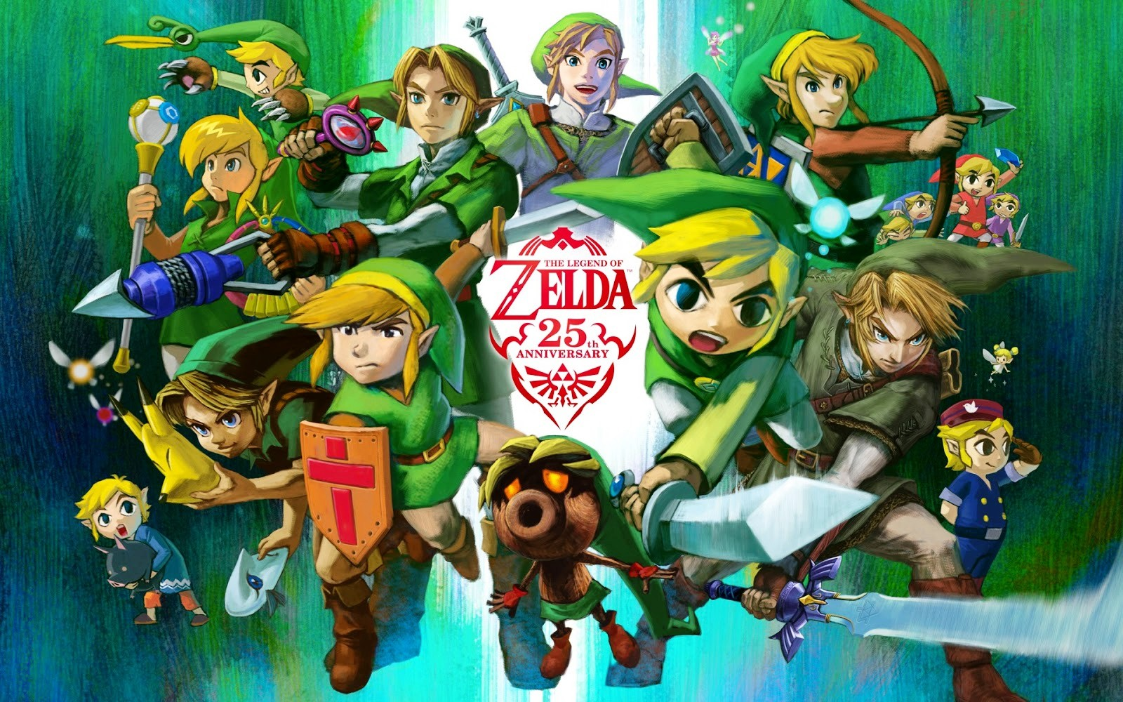 Top Ten 'Legend of Zelda' Games