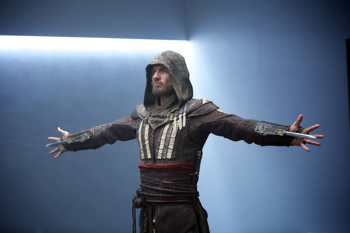 New 'Assassin's Creed' Images Released - GeekFeed.com