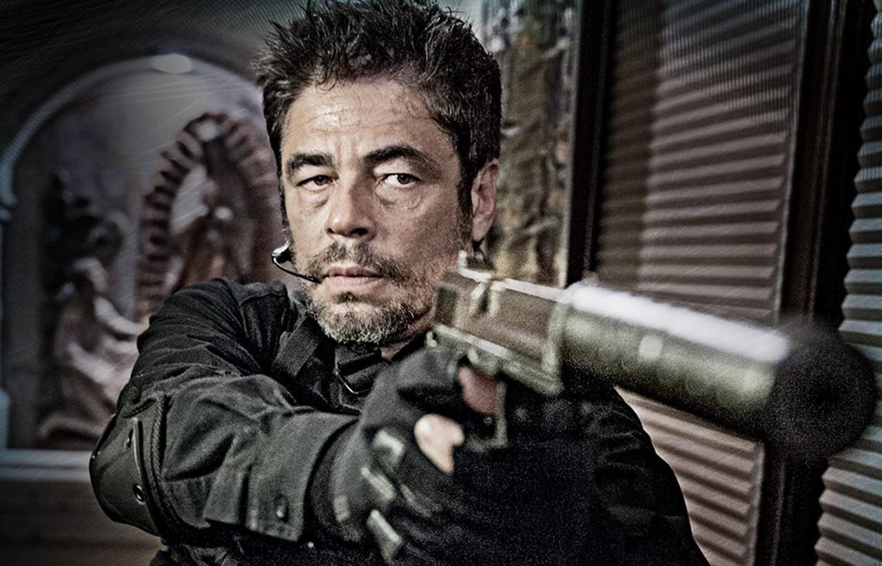 Benicio del Toro Confirmed to be Circling 'The Predator'