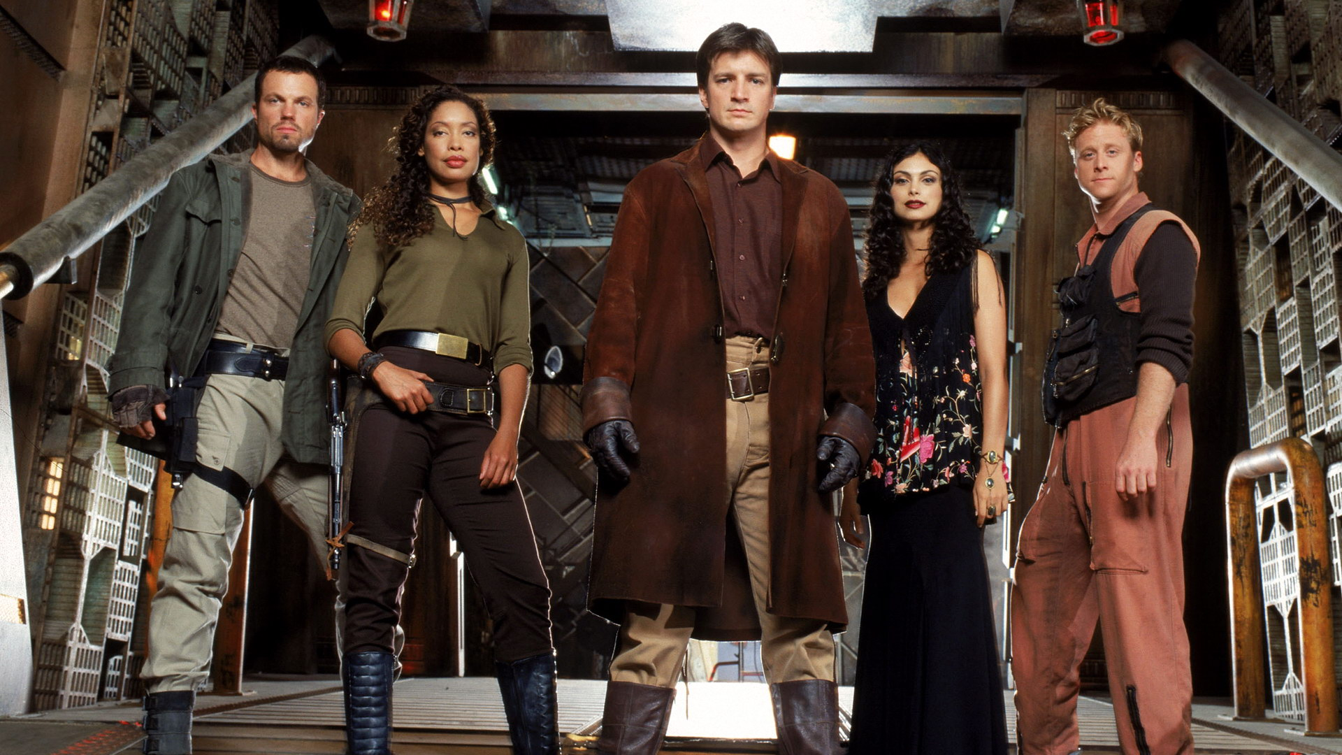 'Firefly' Star Says First Season was Enough