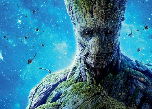 "James Gunn reveals a ""Groot Version"" of 'Guardians of the Galaxy: Vol 2' Script"