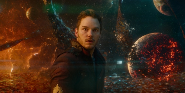 "Chris Pratt on 'GoTG Vol 2': ""The Biggest Spectacle Movie of all Time"""