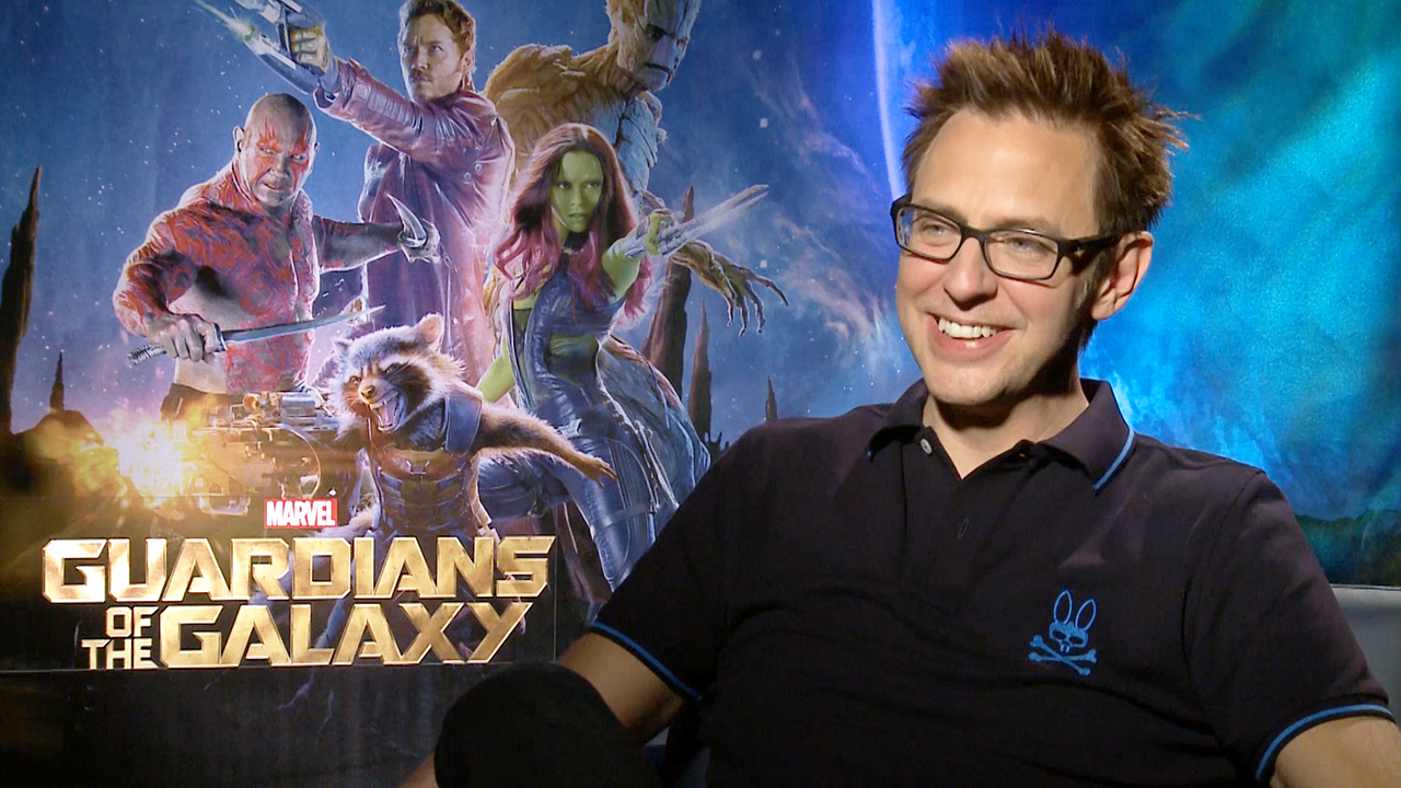 James Gunn Answers 'Guardians of the Galaxy Vol. 2' FAQs