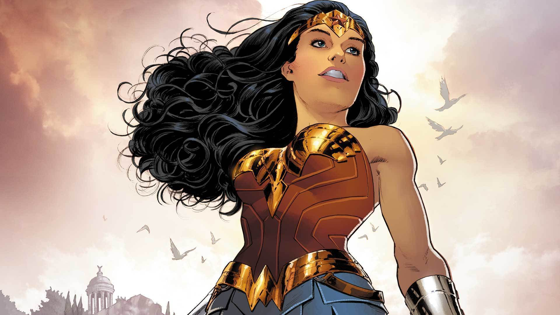 Wonder Woman Writer Says Complex Sexuality Gives Diana Agency