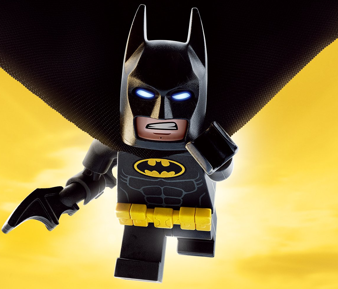 'The LEGO Batman Movie' Gets a Batman Day Poster