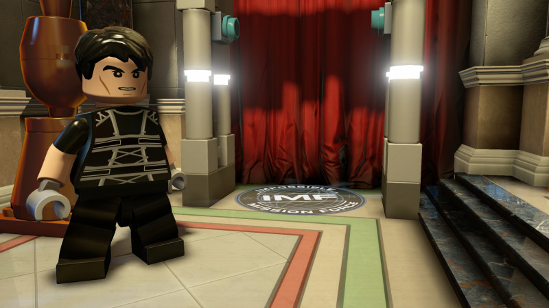 lego dimensions, year 2, mission impossible lego