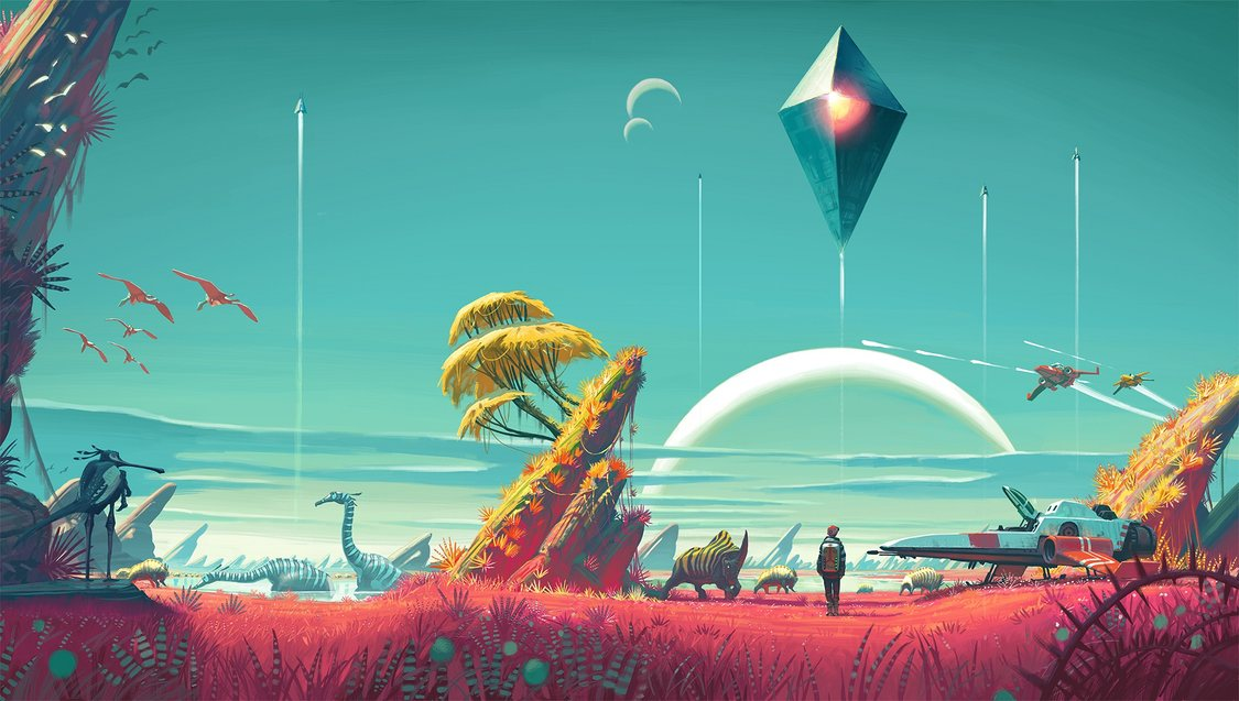 "'No Man's Sky' Didn't Have ""A Great PR Strategy"", Says Sony Boss"