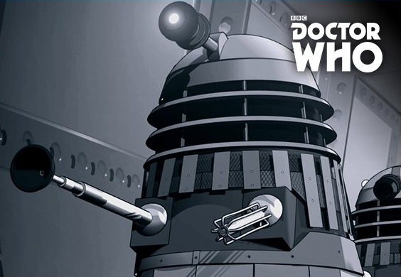 BBC Store Leaks 'Doctor Who: The Power of the Daleks' Re-Creation