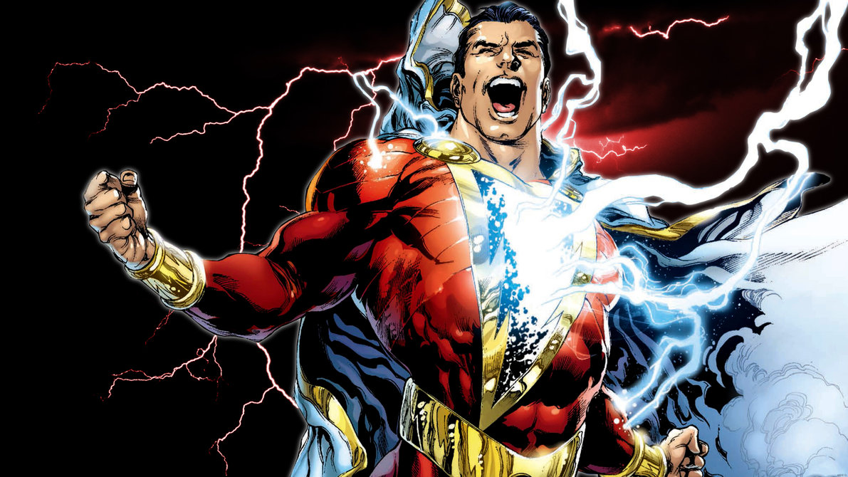 Is Alan Ritchson Playing Shazam in the DCEU?