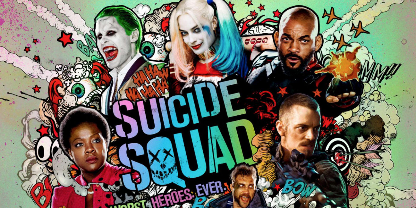 'Suicide Squad' Joins Top 50 All Time Domestic Box Office List