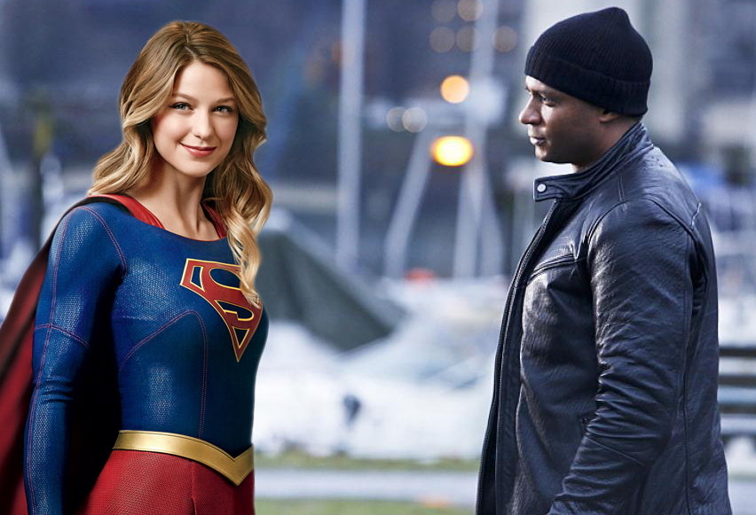 'Arrow' Star David Ramsey Teases Diggle's Reaction to Supergirl