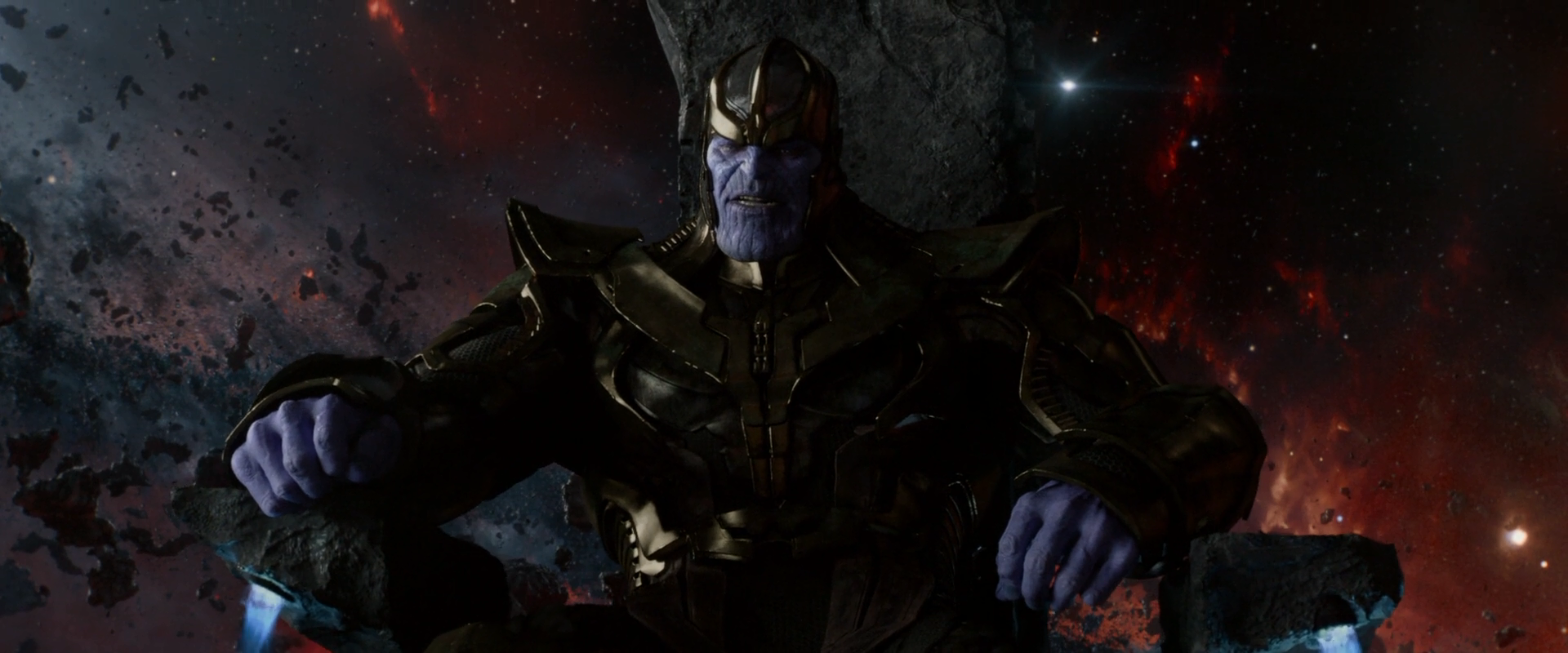First Set-Picture of 'Avengers: Infinity War' Showcases Thanos