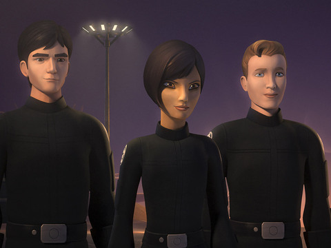 'Star Wars Rebels: The Antilles Extraction'