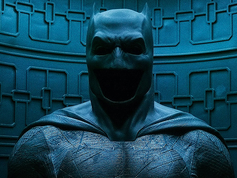 Ben Affleck Confirms Title of Batman Solo