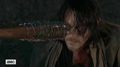 Daryl The Walking Dead Season 7 lucille