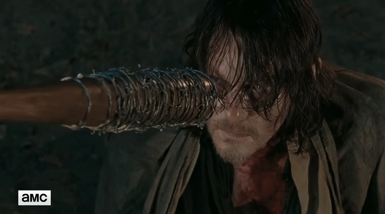 'TWD': Norman Reedus Talks Daryl's Guilt After [Spoilers] Death