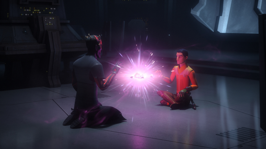 'Star Wars Rebels: The Holocrons of Fate'