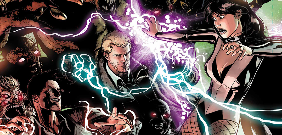 Justice League Dark Movie Won't Be Like Other Comic Book Films