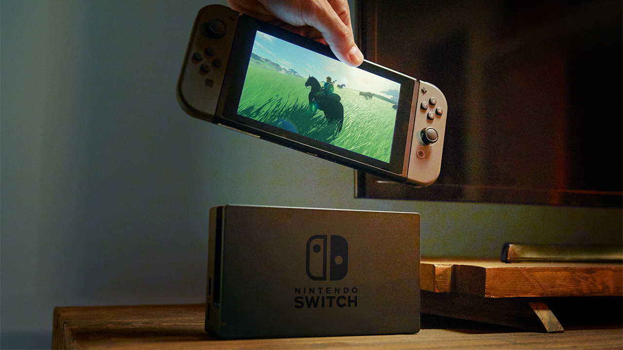 Nintendo Switch's Screen is Reportedly Multi-Touch