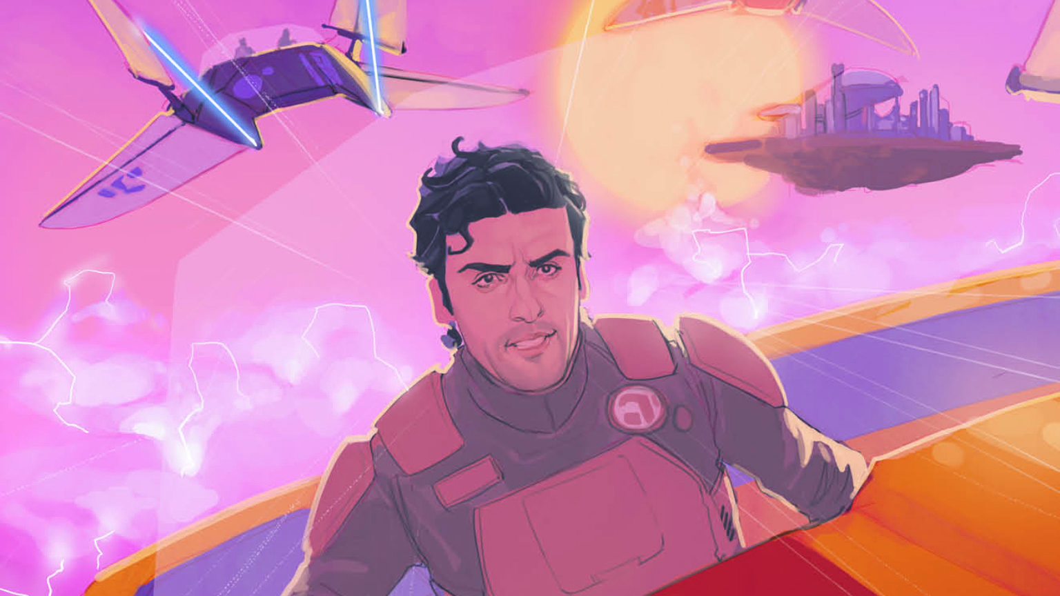 'Poe Dameron' #7: Disappointing Filler