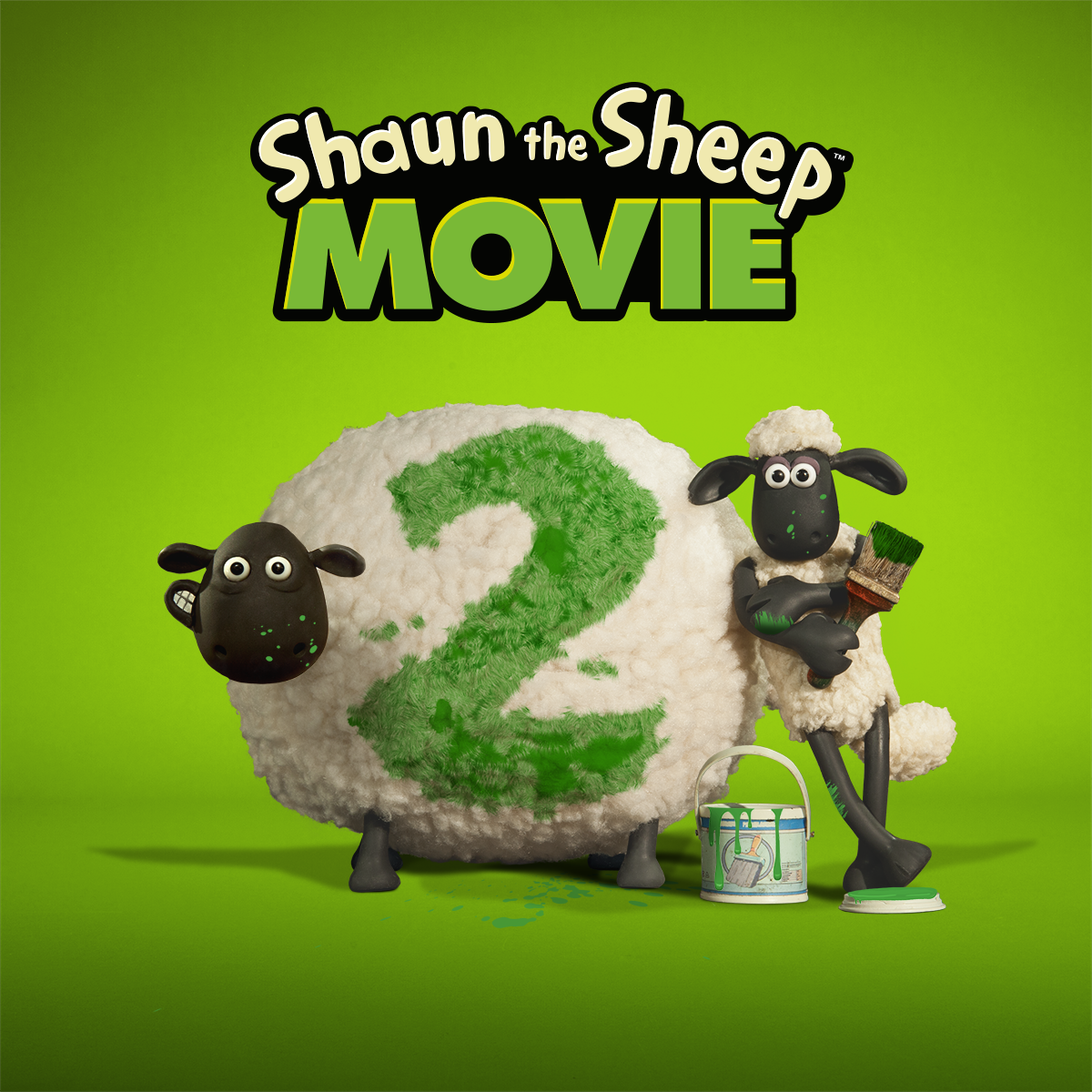 The World's Favourite Sheep is Back in 'Shaun the Sheep Movie 2'