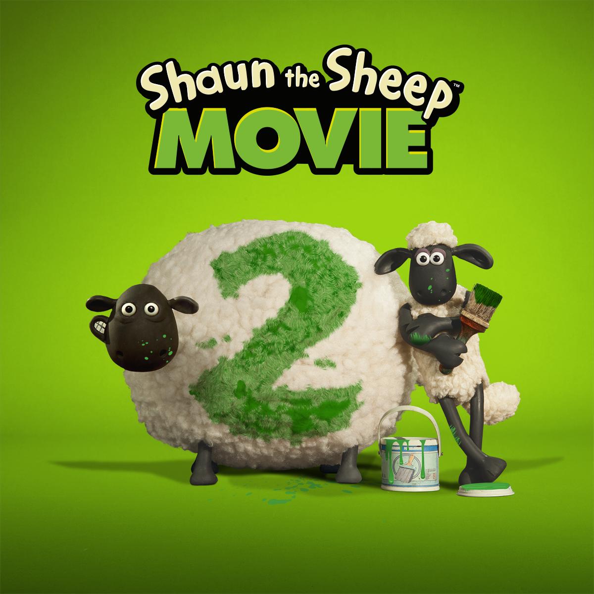 Shaun the Sheep Movie 2