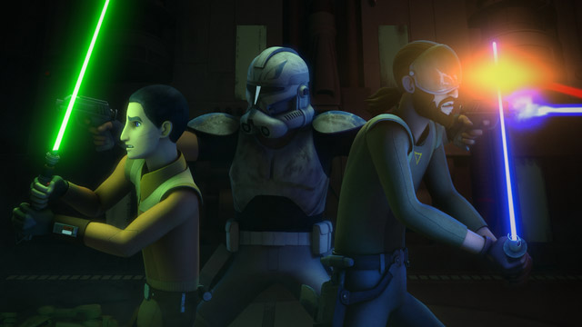 'Star Wars Rebels: The Last Battle'