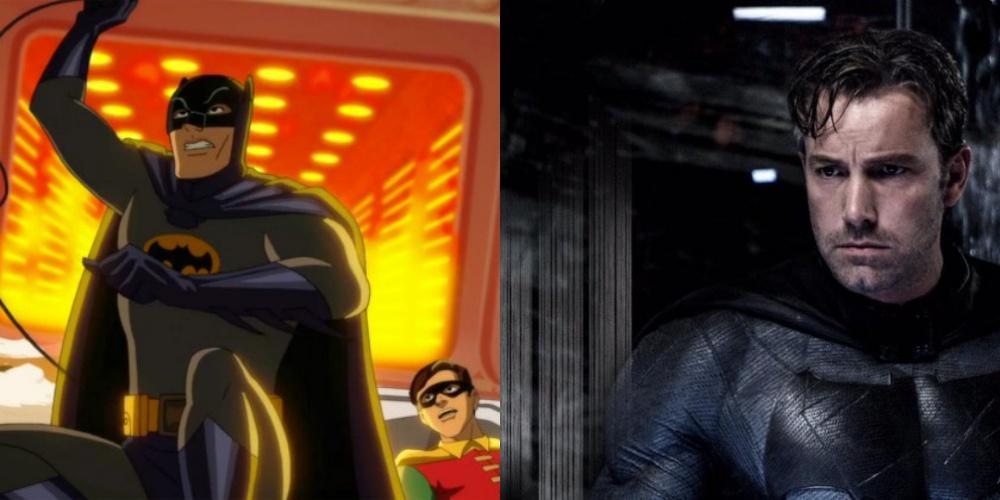 Adam West Details Cameo He Wants in Solo Batman Film