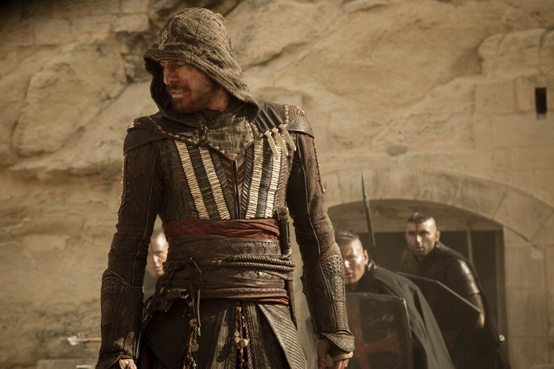 WATCH: New 'Assassin's Creed' Trailer Lands