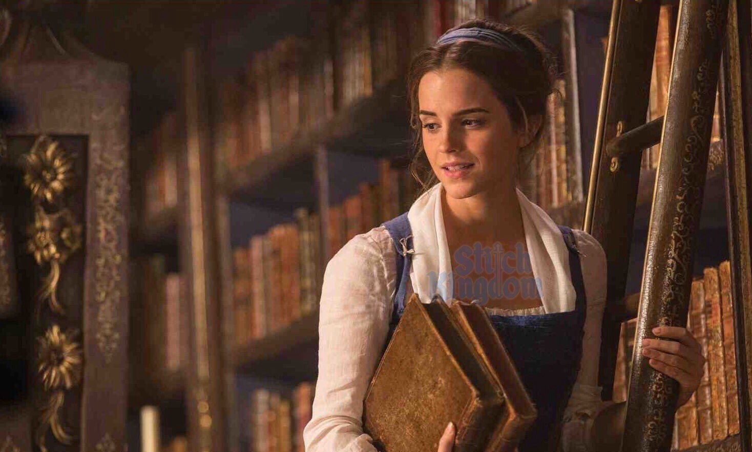 See Emma Watson in New 'Beauty and the Beast' Pics