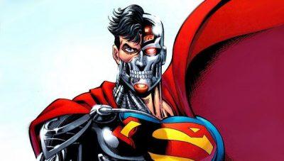 could dean cain be cyborg-superman