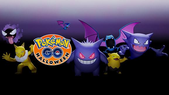 'Pokémon Go' Gets Halloween Update
