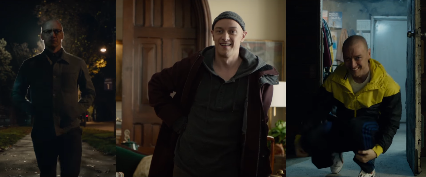 New Trailer for 'Split' is an Insane Thrill-Ride