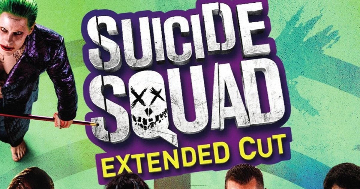 'Suicide Squad' Extended Cut Trailer Debuts New Joker/Harley Footage