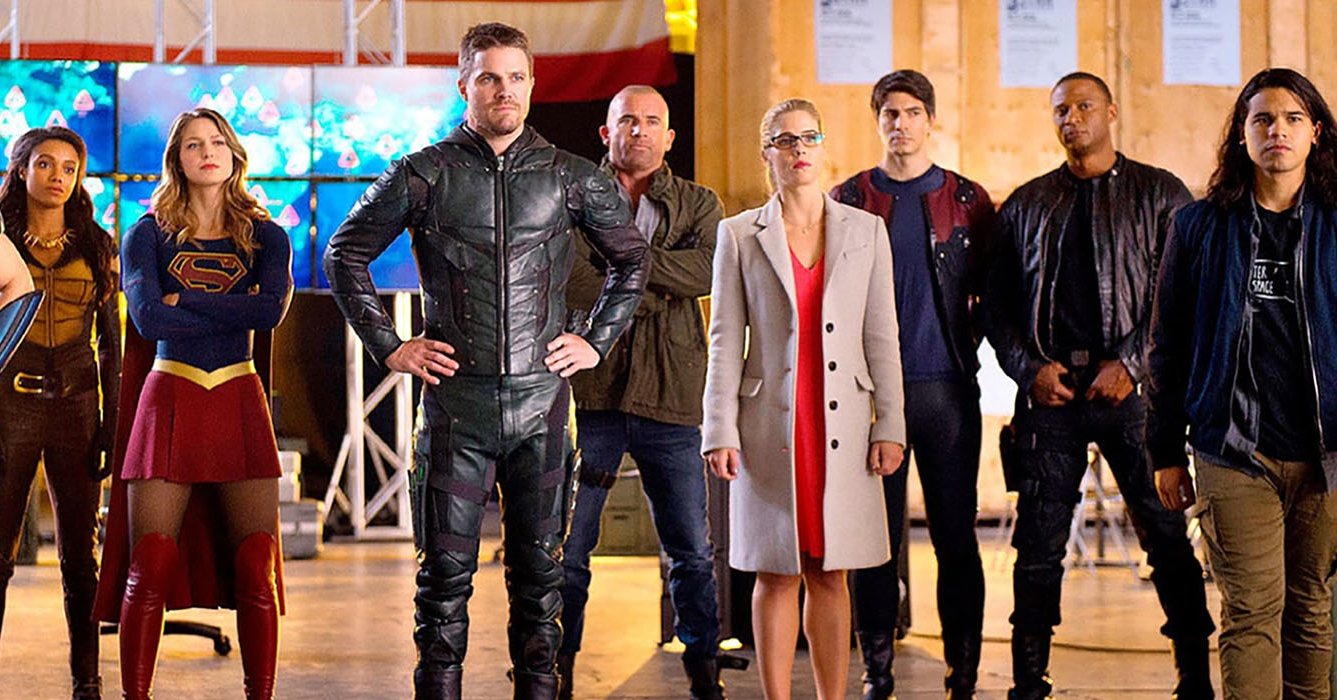'Flash', 'Arrow', 'Legends' Crossover Synopses Offer 'Invasion' Details